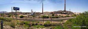 Panorama Taken from I-10 by Hamilton Underwood - May 19, 2009