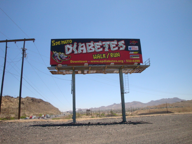 El Paso Diabetes Walk/Run