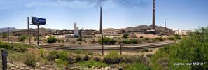 Panorama Taken from I-10 by Hamilton Underwood - May 19, 2009
