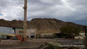 Antimony Stack Demolition #1
