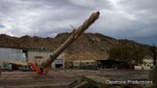 Antimony Stack Demolition #2