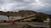 Antimony Stack Demolition #3