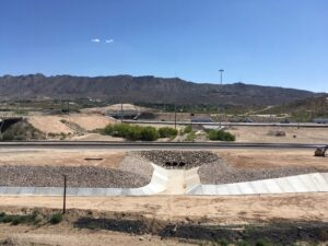 South Arroyo Drainage