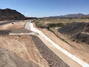 South Drainage