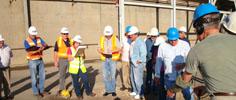 Ex-ASARCO Employees Site Tour