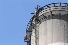 Former ASARCO Smelter Site Stacks
